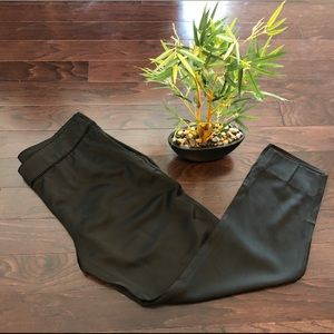 Black Ankle Length Pant